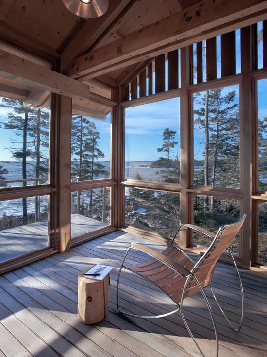 Screen Porch (Portland Maine)